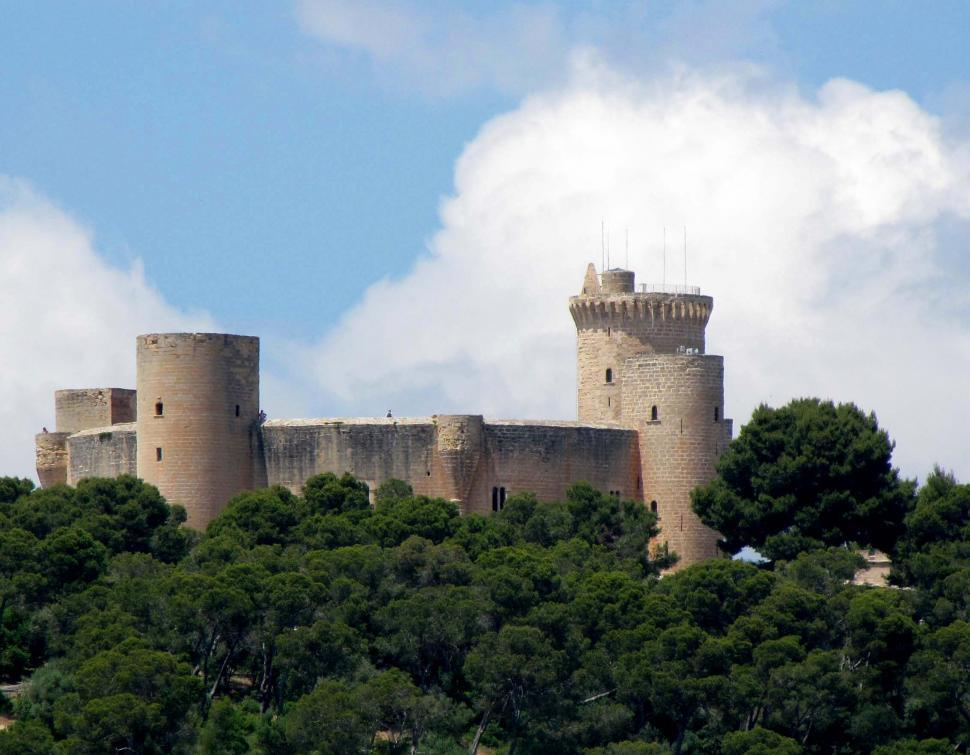 Download Free Stock HD Photo of Spanish Castle Online