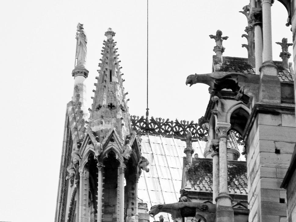 Download Free Stock HD Photo of Notre Dame de Paris Online