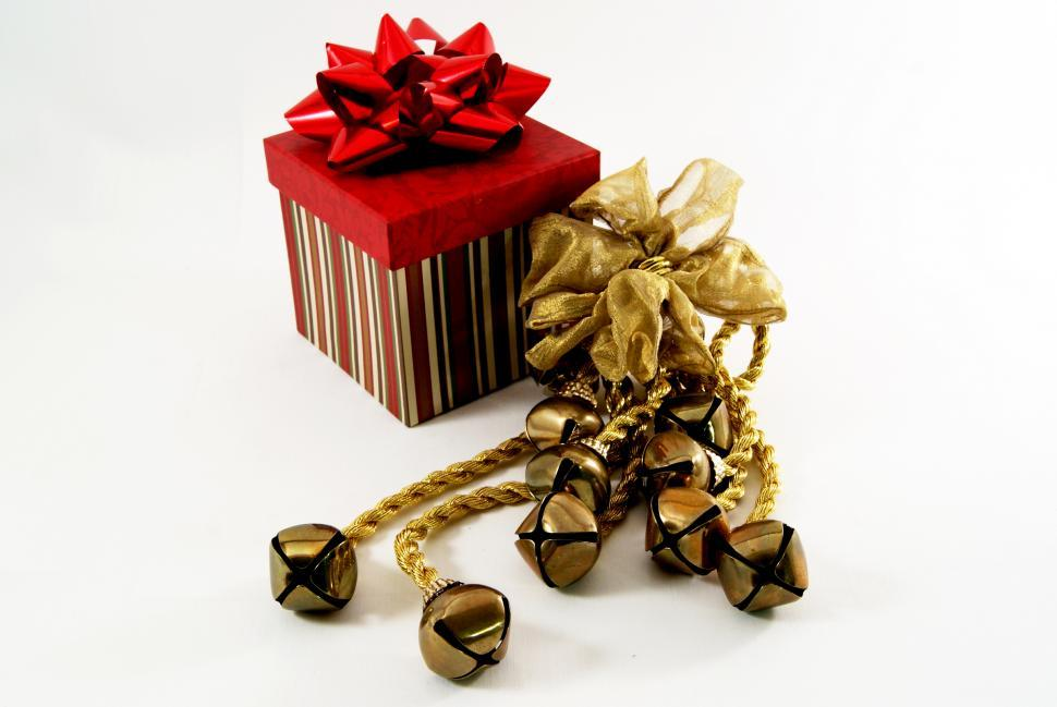Download Free Stock HD Photo of Christmas Present Online