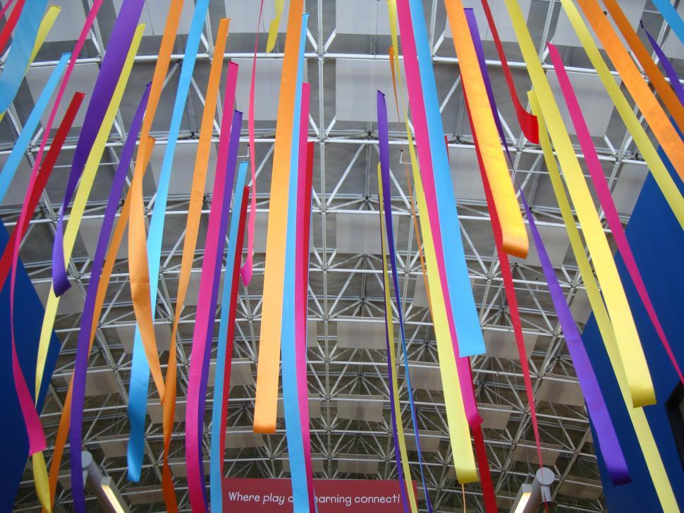 Download Free Stock HD Photo of Colorful Streamers Online