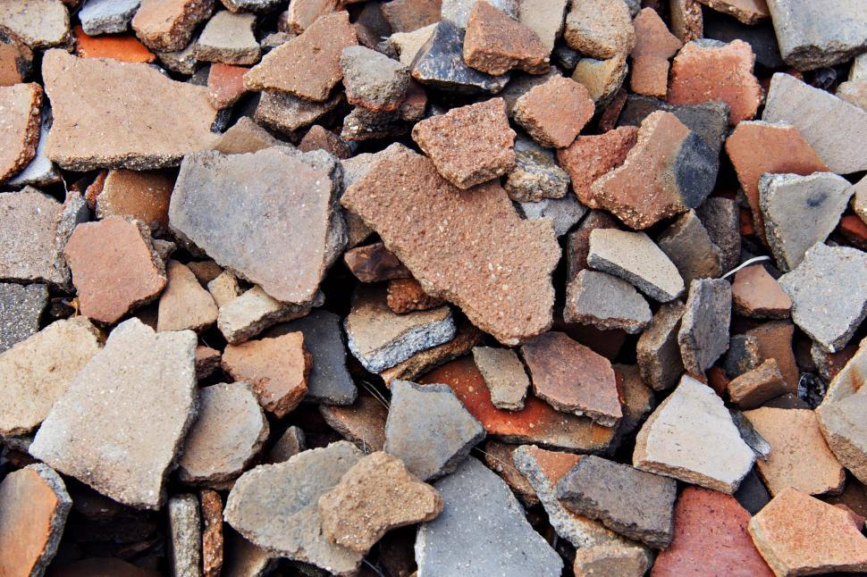 Download Free Stock HD Photo of Pottery Shards Online