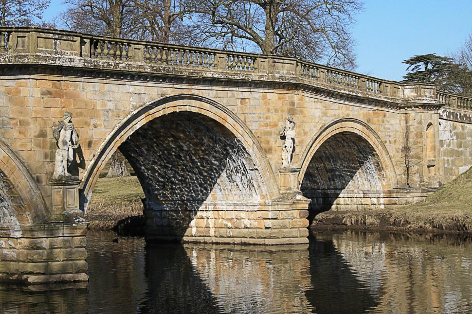 Download Free Stock HD Photo of river bridge Online