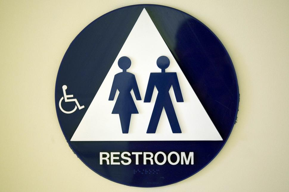 Download Free Stock HD Photo of Rest Room Signs Online