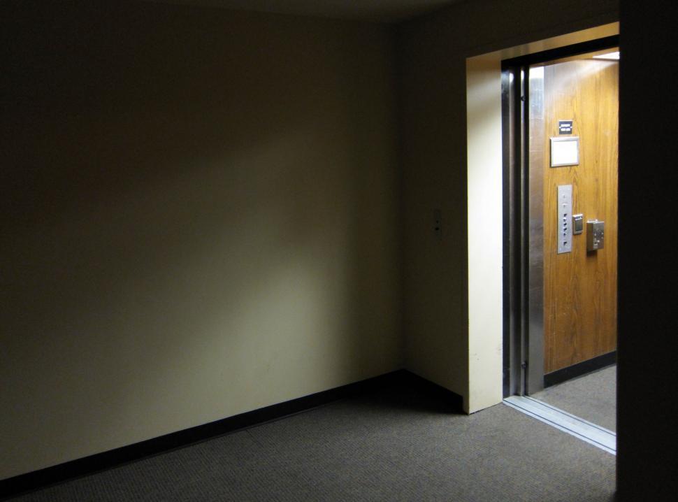 Download Free Stock HD Photo of elevator door Online