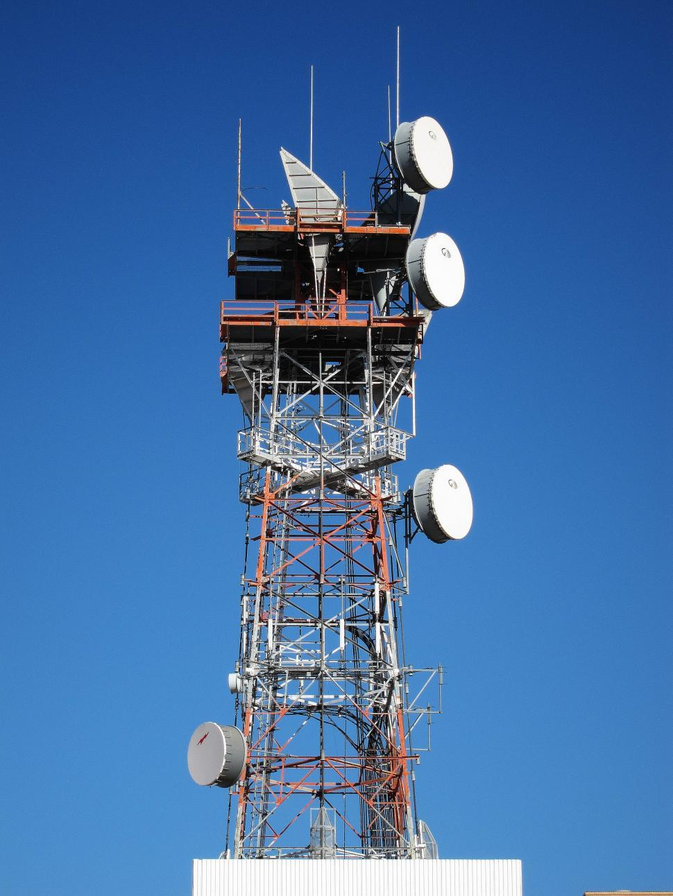 Download Free Stock HD Photo of Communications Tower Online