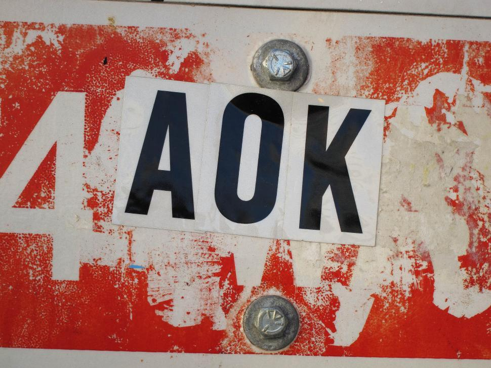 Download Free Stock HD Photo of Okay Online