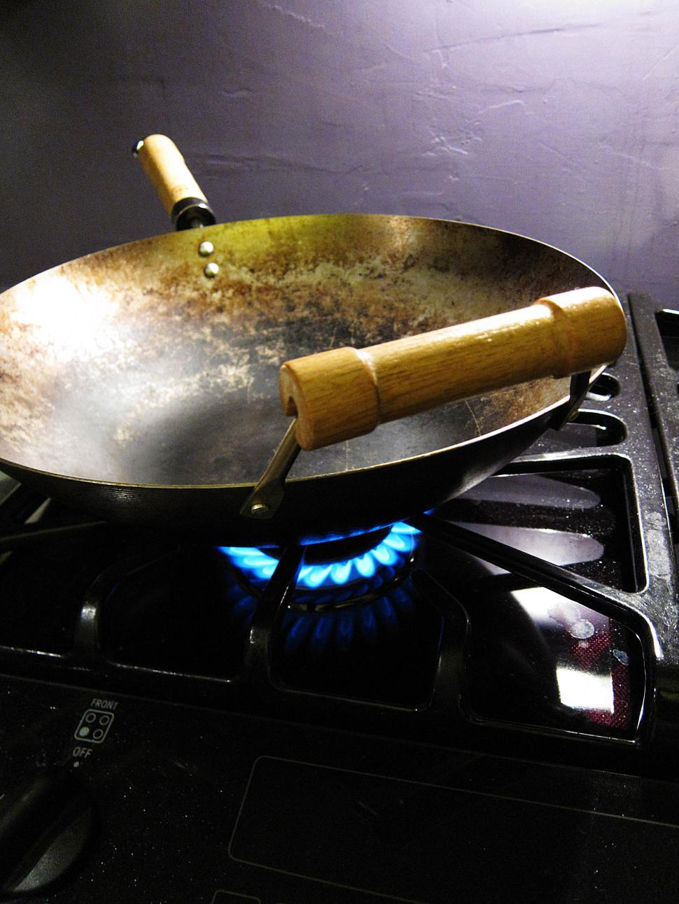 Download Free Stock HD Photo of Hot Wok Online