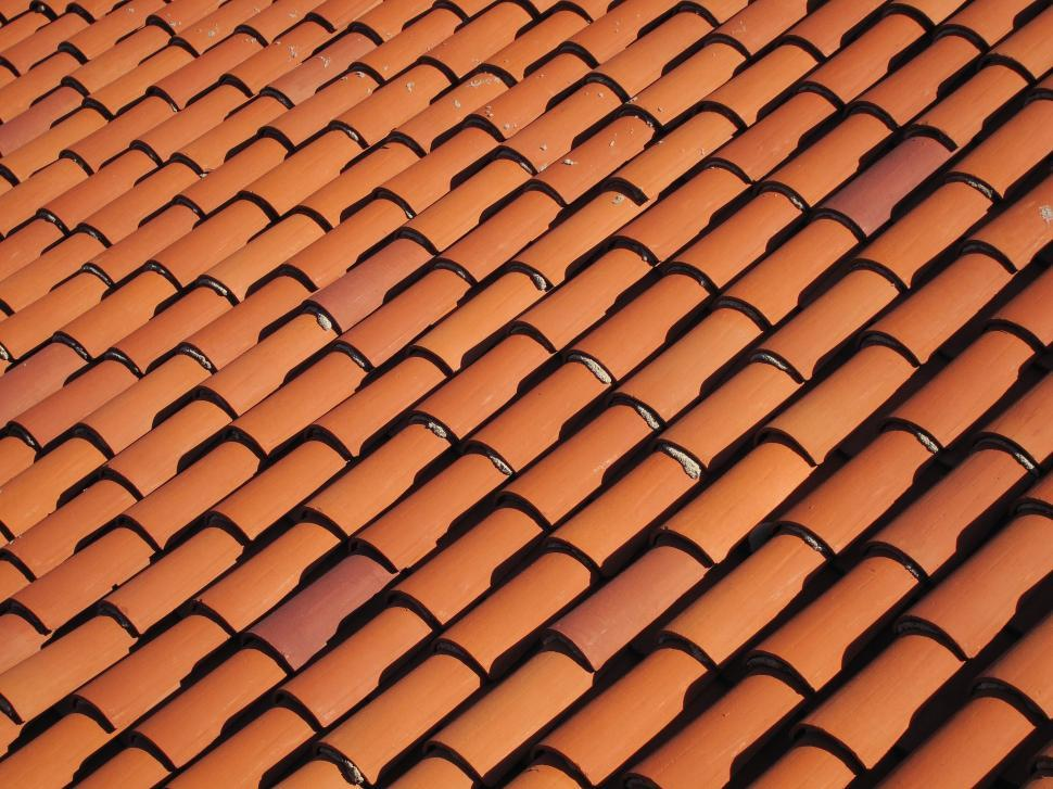 Download Free Stock HD Photo of Clay roof Online