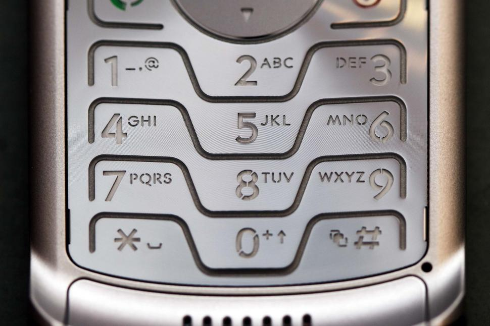 Download Free Stock HD Photo of Phone keypad Online