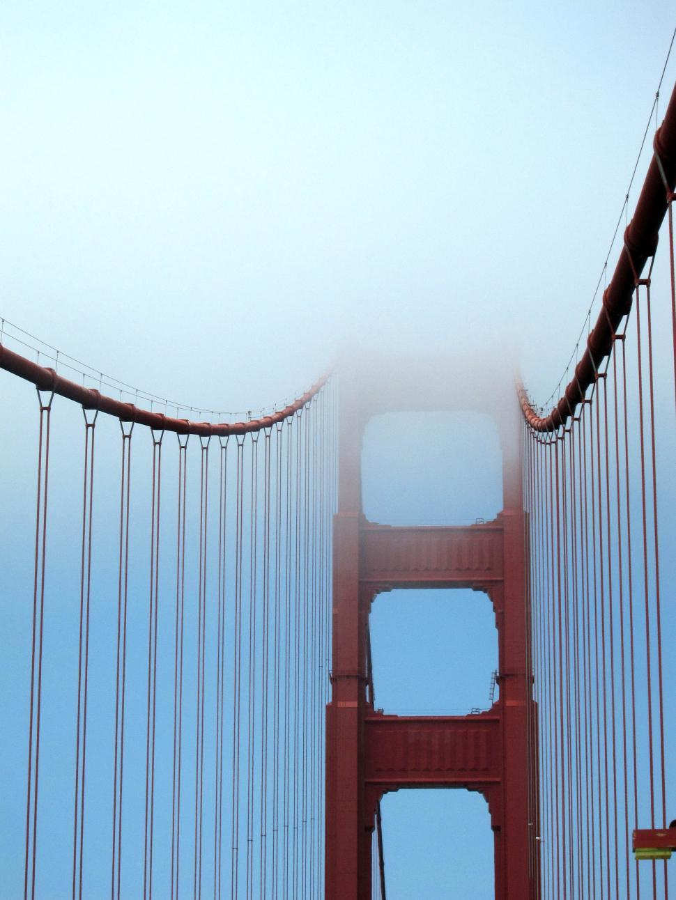 Download Free Stock HD Photo of Golden Gate Fog Online