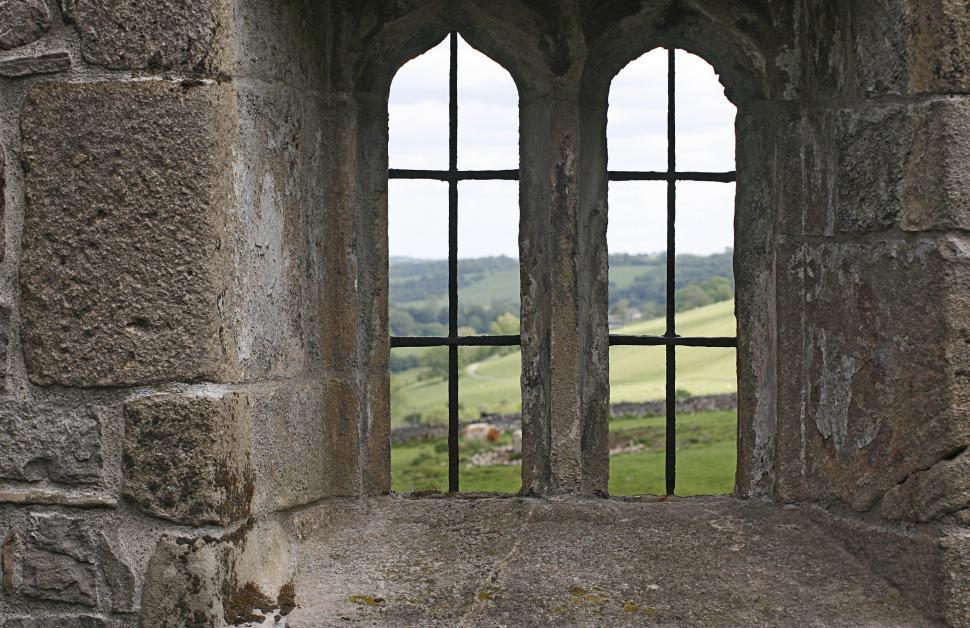 Download Free Stock HD Photo of old throwley hall Online