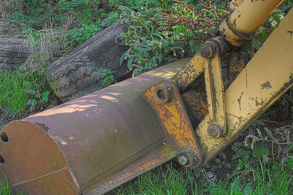 Download Free Stock HD Photo of digger Online