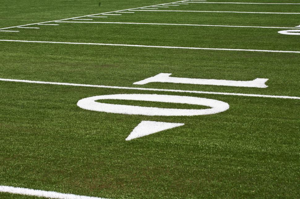 Download Free Stock HD Photo of Football field Online