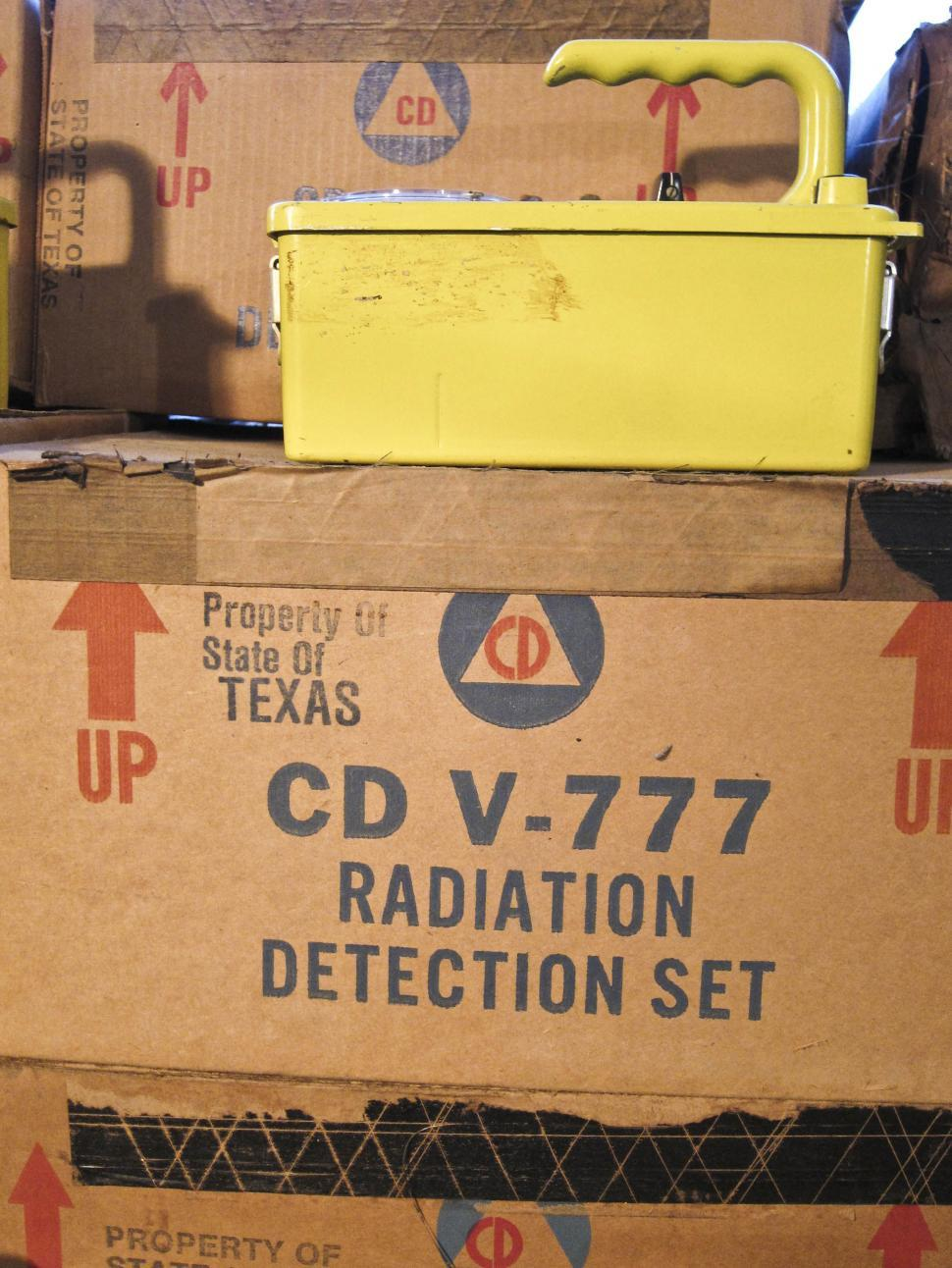 Download Free Stock HD Photo of Radiation detection Online