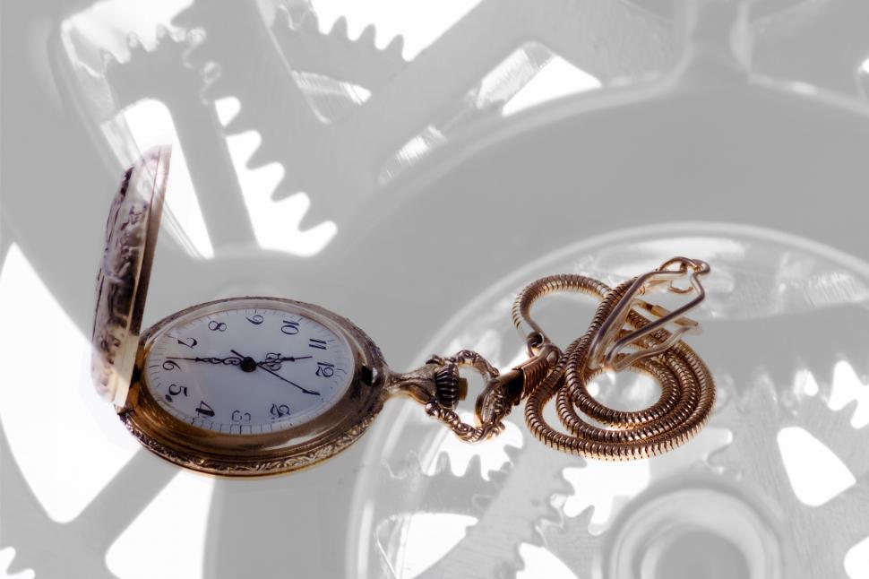 Download Free Stock HD Photo of Pocket Watch Online
