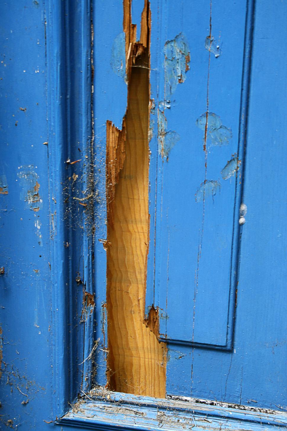 Download Free Stock HD Photo of blue door Online