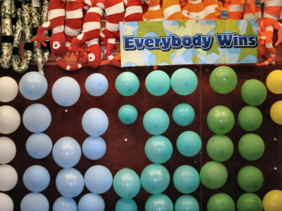 Get Free Stock Photos Of Carnival Pop The Balloon Dart Game Online