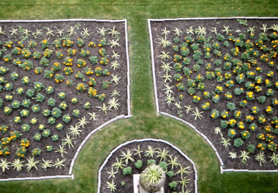 birds eye view garden design - Garden Design Birds Eye View