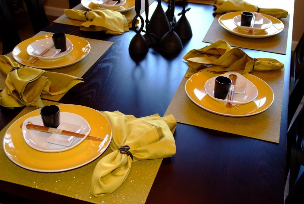 Free Image Of Some Ideas And Suggestions For Your Next Dinner Party
