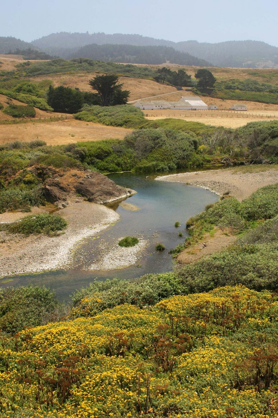 Download Free Stock HD Photo of California scene Online