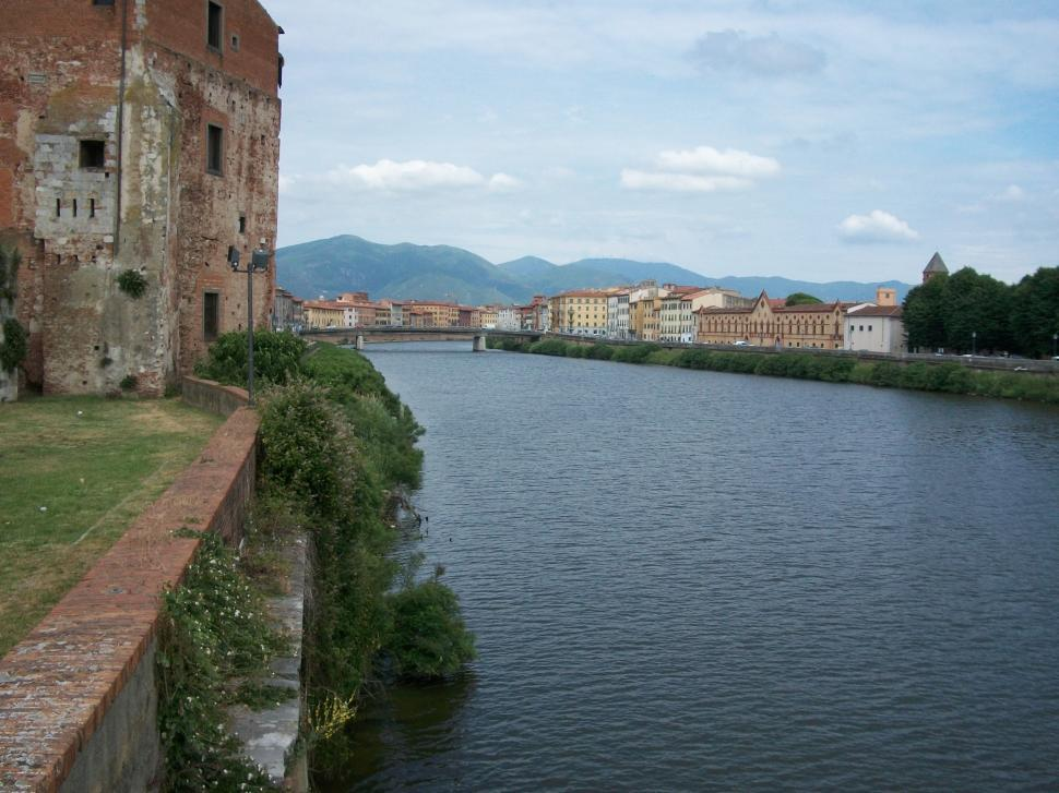 Download Free Stock HD Photo of River Arno, Florence, Italy Online