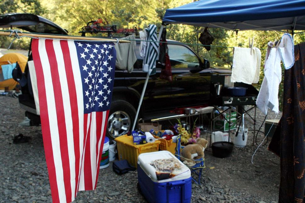 Download Free Stock HD Photo of Camping in America Online