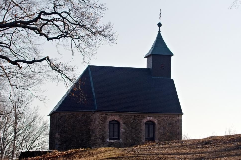 Free image of Small church