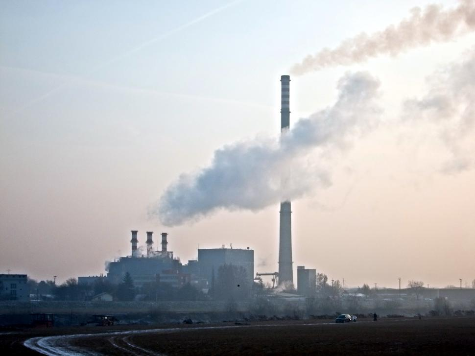 Download Free Stock HD Photo of Power plant Online