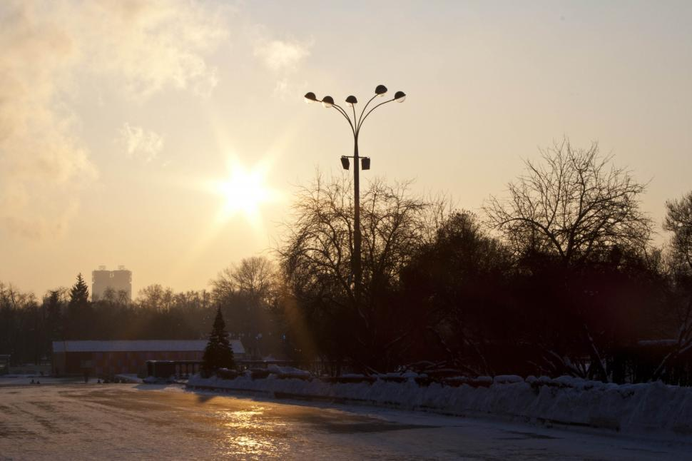 Download Free Stock HD Photo of Gorky park Online