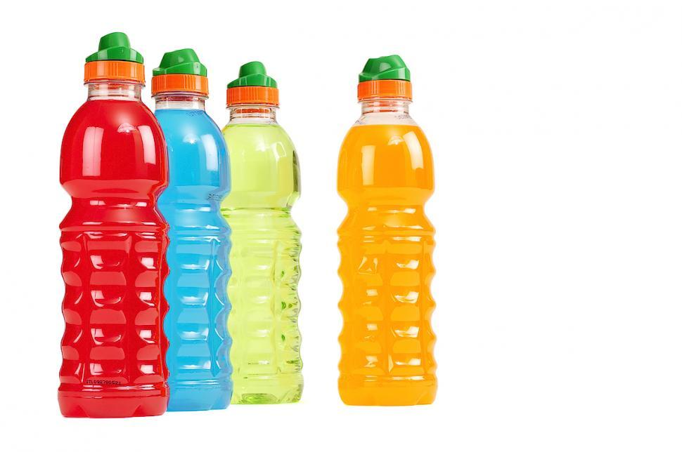 Download Free Stock HD Photo of Bottled drinks Online