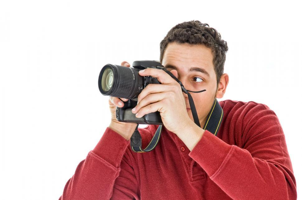 Download Free Stock HD Photo of Photographer Online