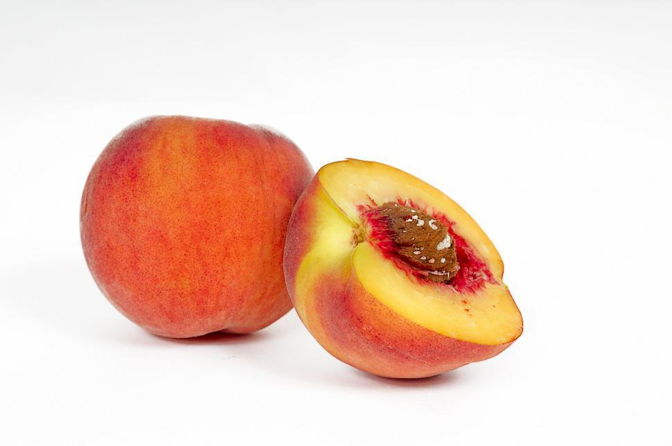 Download Free Stock HD Photo of delicious Peaches Online