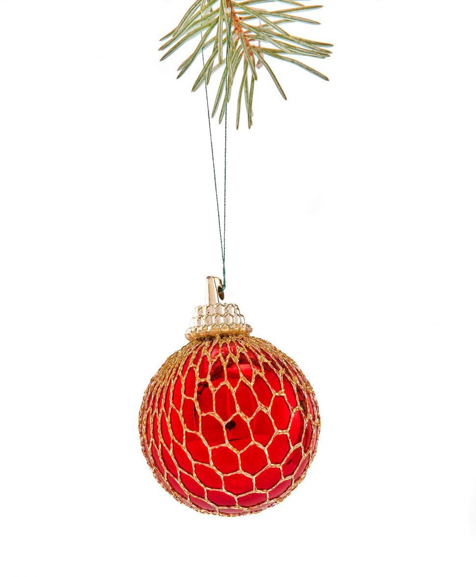 Download Free Stock HD Photo of Christmas Ornament Online
