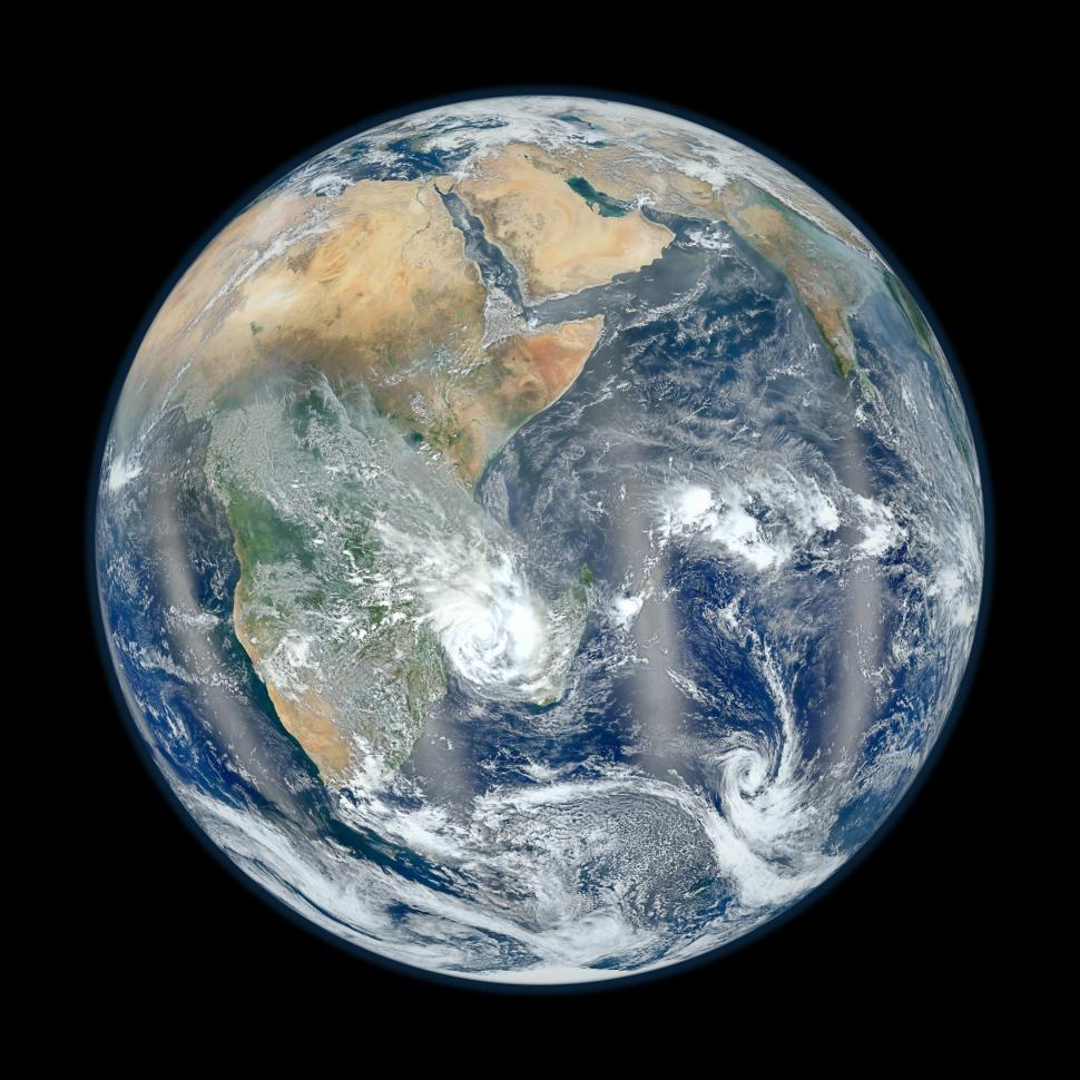 Download Free Stock HD Photo of Earth From Space Online