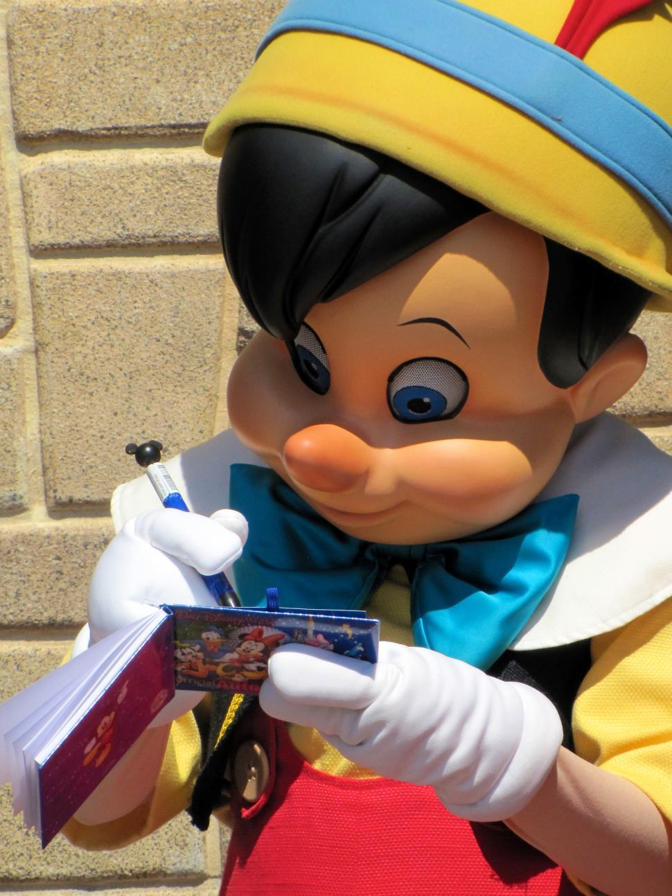Download Free Stock HD Photo of Pinocchio Online