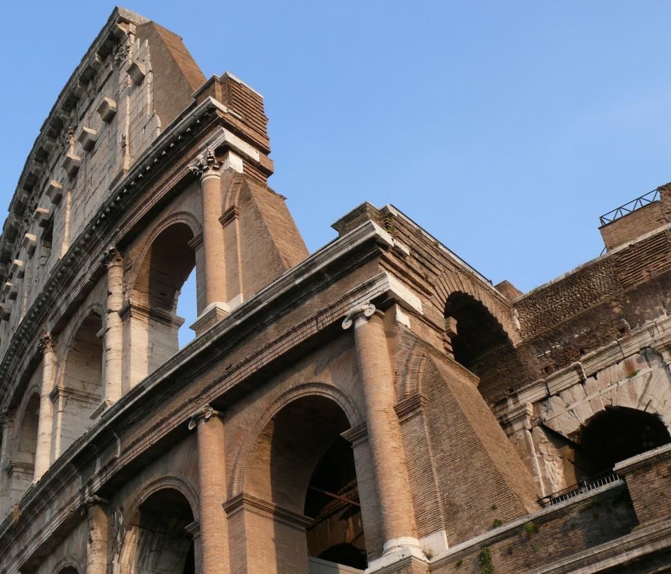 Download Free Stock HD Photo of The Colosseum, or the Coliseum Online