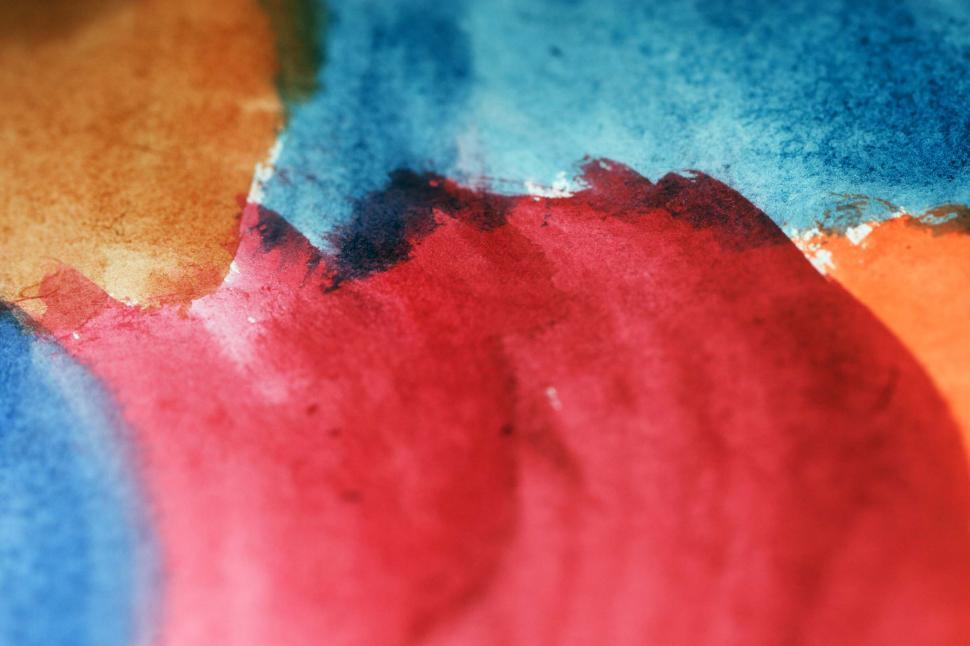 Download Free Stock HD Photo of Painted paper background Online