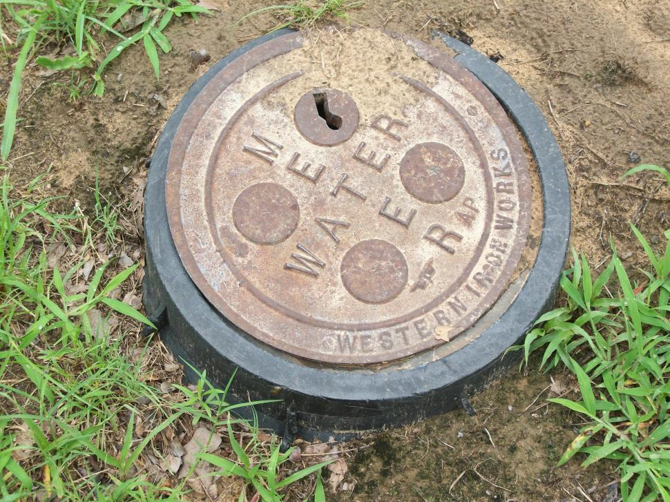 examples of letters get free stock photos of water meter 21614