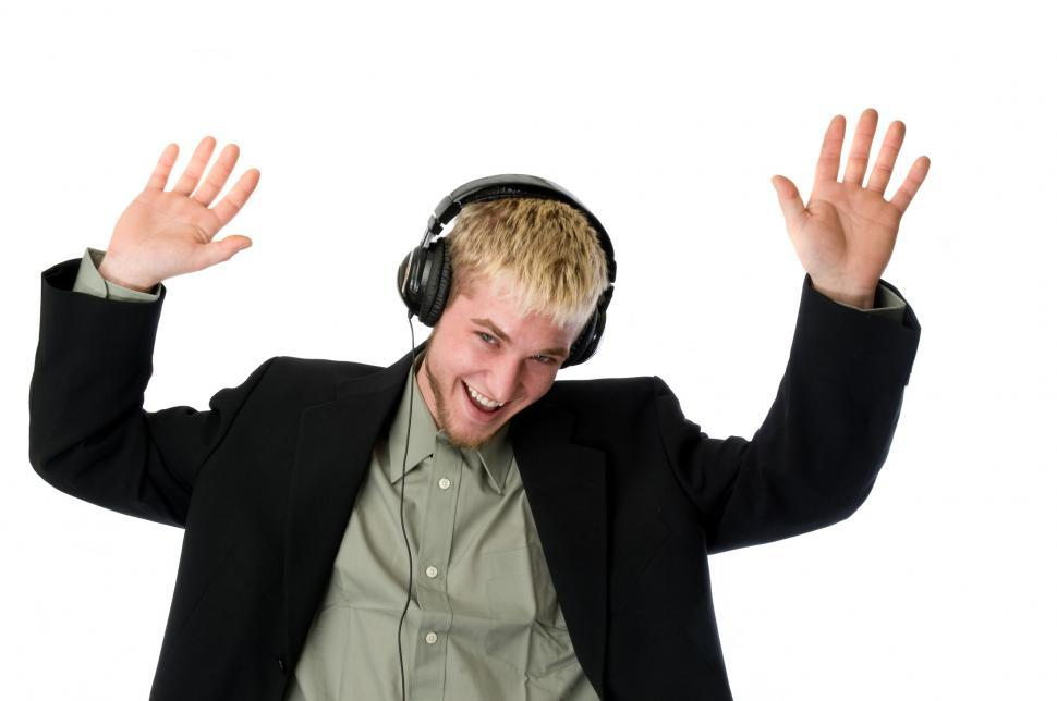 Download Free Stock HD Photo of Happy Music Online