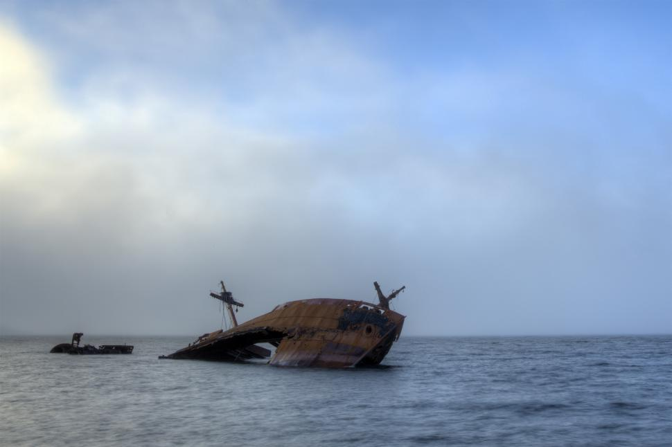 Download Free Stock HD Photo of Shipwreck Online