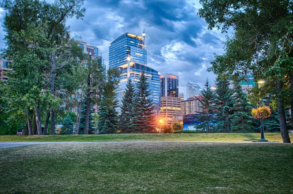 Download Free Stock HD Photo of Calgary Park Online