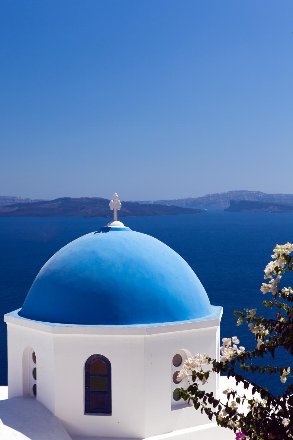 Download Free Stock HD Photo of Santorini Online