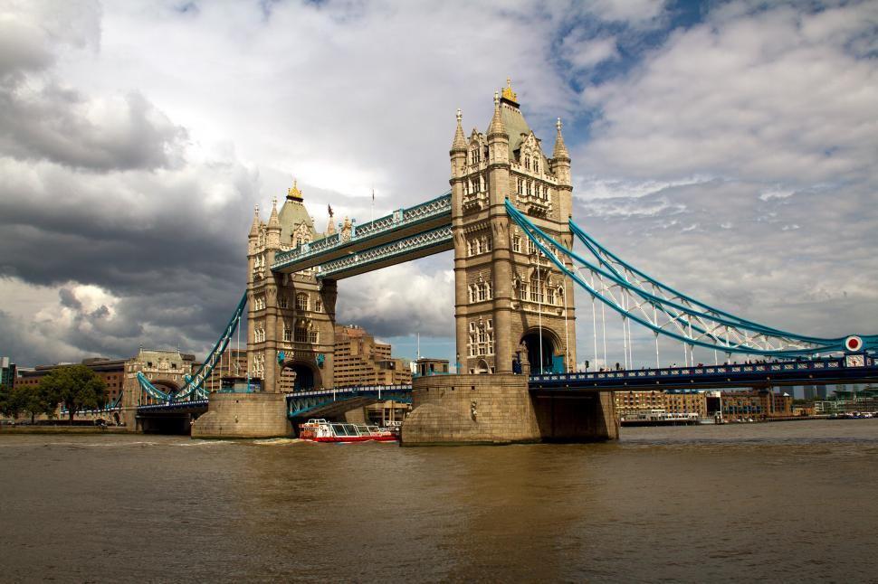 Download Free Stock HD Photo of Tower Bridge Online