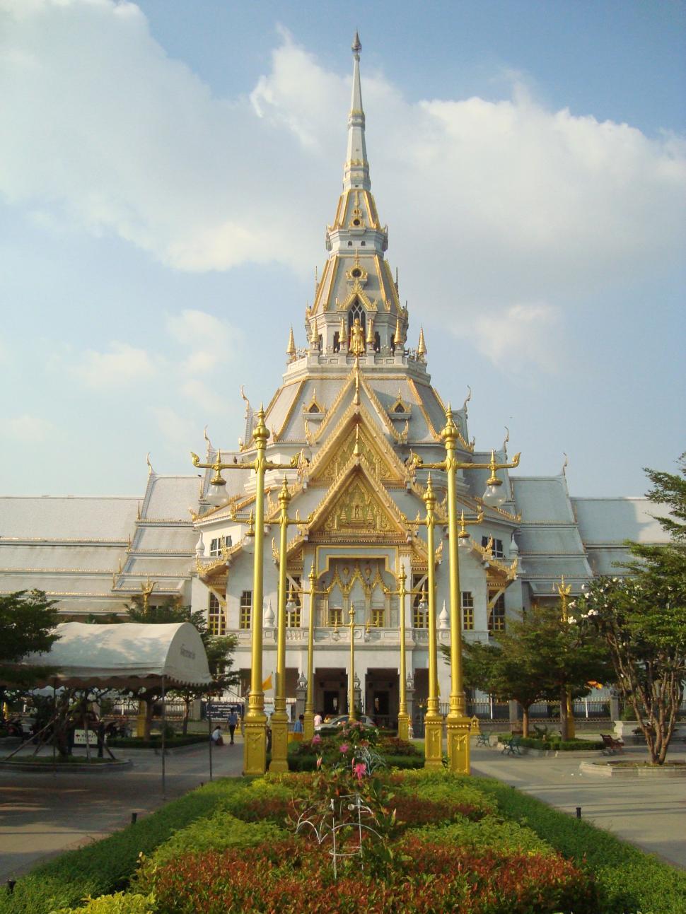 Download Free Stock HD Photo of Wat Sothon Wararam Woravihan Online
