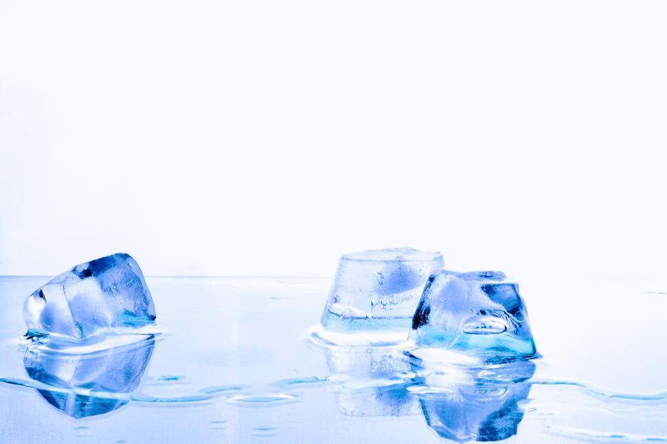 Download Free Stock HD Photo of Ice Cubes Online