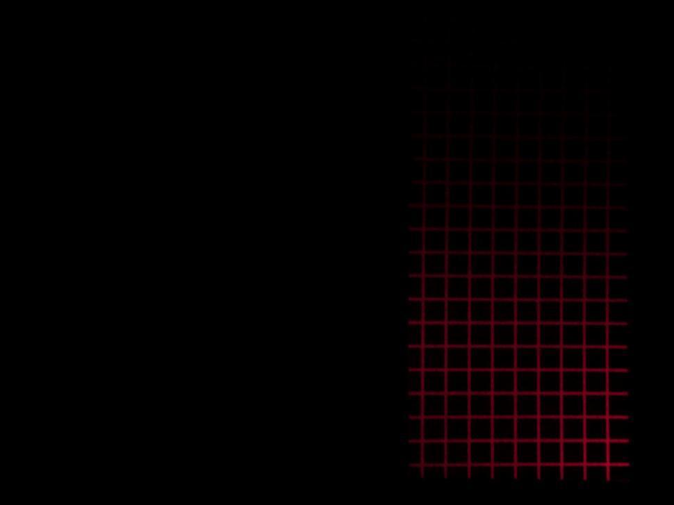 Minimalist Black Neon Squares Background