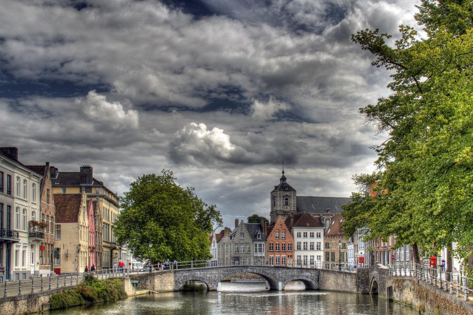 Download Free Stock HD Photo of Brugge Online