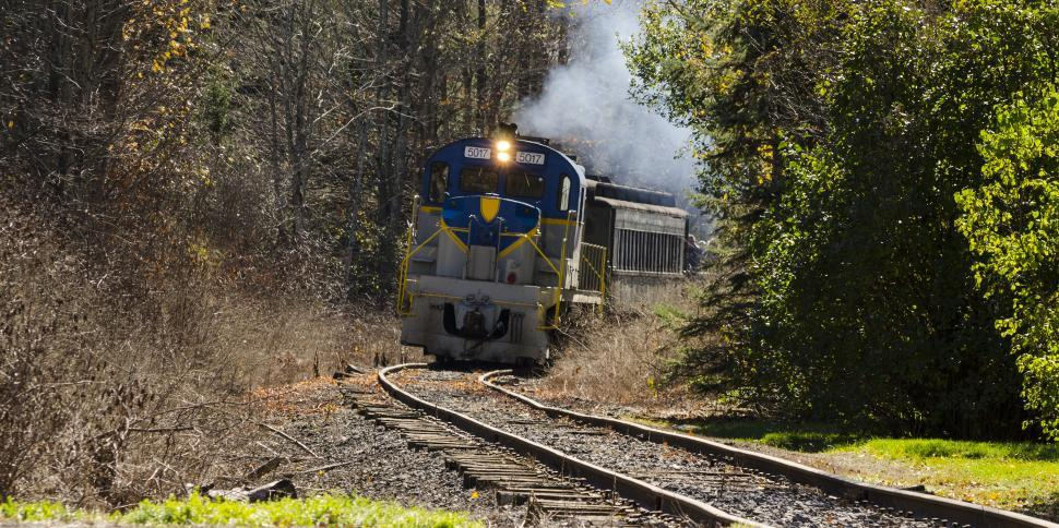 Download Free Stock HD Photo of Delaware and Ulster Scenic Railroad Online