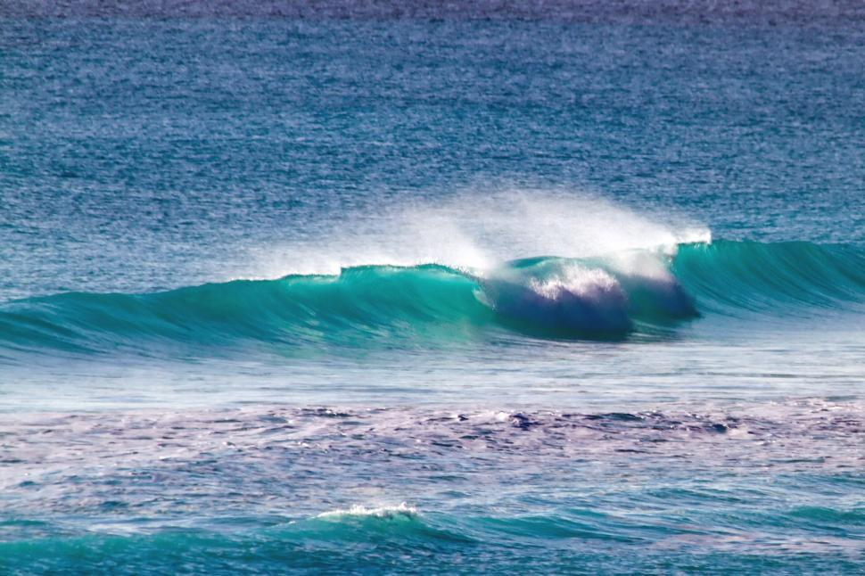 Download Free Stock HD Photo of Wave Online