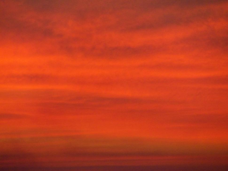 Download Free Stock HD Photo of Red Sky Background Online